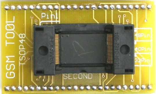 Standard PCB3B Willem Programmer User Guide